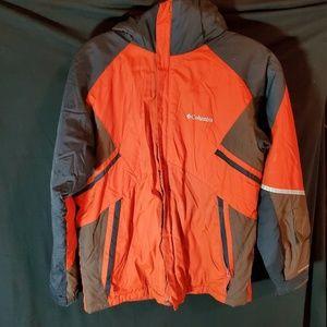 Columbia YOUTH Boys Winter Coat. Sz 14/16